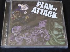 Plan of Attack - The Working Dead (SEALED NEW CD 2008)