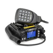 QYT KT-7900D Quad Band Quad-Standby 25W Mini Ham Car Mobile Radio