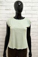 Maglia MARINA MILITARE Donna Taglia Size S Maglietta Shirt Woman Manica Corta