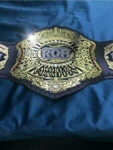 ROH RING OF HONOR WORLD HEAVYWEIGHT  WRESTLING CHAMPIONSHIP BELT