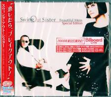 Beautiful Mess/Live in Tokyo by Swing Out Sister (Pop/Rock) (CD, Sep-2009, Avex (Japan))