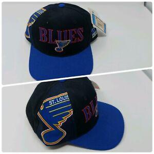 VTG Sports Specialties St. Louis Blues NHL Snapback Cap Hat