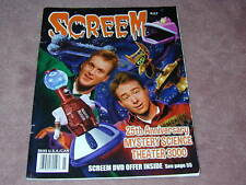 SCREEM magazine # 27, 25th Anniversay MYSTERY SCIENCE THEATER 3000