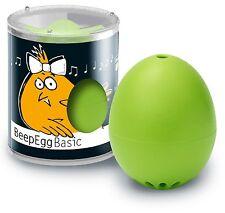 BrainStream BeepEgg Musical / Singing Floating Egg Timer - Green