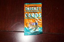 Scanlens cricket cards 1988-89 season, Unopened pack. CMON AUSSIE CMON