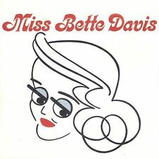 Miss Bette Davis CD Feud Whatever Happened To Baby Jane Hush Sweet Charlotte DRG