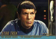 Star Trek Original TOS Season 1 Chase Character Log C6 Corbormite Maneuver