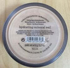 BareEscentuals bareMinerals HYDRATING MINERAL VEIL 6g XL Face Powder Large Size