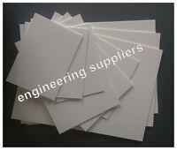 White Plasticard Matt/Gloss High Impact Polystyrene HIPS A5 to A3, 0.5mm to 3mm