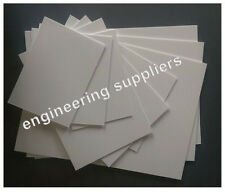 Polystyrene Sheet White Solid Plasticard A5 to A3, 0.5 to 3mm thick