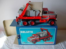 JOUSTRA AN 80 SERIE GOLIATH CAMION MULTIBENNE N:B