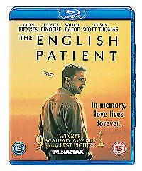 The English Patient - Blu-Ray - new & Sealed- Ralph Fiennes Juliette Binoche