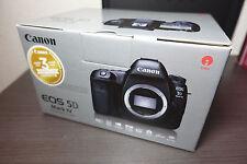 Canon EOS 5D Mark IV Body - 30.4MP, 4k Video - NEU & OVP & UNBENUTZT