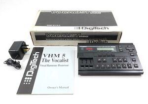 DigiTech VHM5 Vocalist intelligent Harmony Generator.