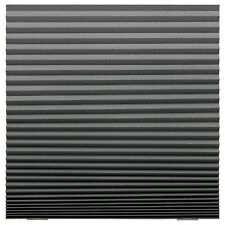 IKEA SCHOTTIS Blackout Pleated Blind,Window Covers, Blocks Light, Easy To Attach