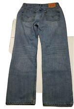Levis 505 Jeans Boys 29x29 18 Reg Straight Leg Levi's