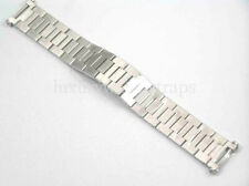 STAINLESS STEEL BRACELET STRAP FOR CARTIER PASHA SEATIMER 40mm & 42mm WATCH