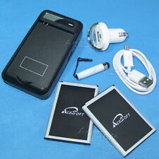 New listing For Boost Mobile Lg G3 Phone 5970mAh Battery Car Usb/Ac Charger Sync Cable Styli