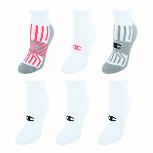 New Champion Women's Performance Ankle Socks (6 Pair Pack)