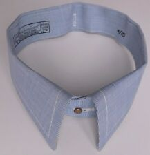 Vintage blue collar size 15 1950s semi stiff transport manual worker UNUSED ER