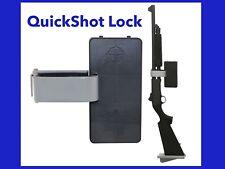 QuickShot Lock Shotgun SEE VIDEO Security Wall Mount RFID QuickSafes Quick Safe