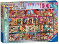 RAVENSBURGER PUZZLE*1000 TEILE*AIMEE STEWART*THE GREATEST SHOW ON EARTH*RAR*OVP