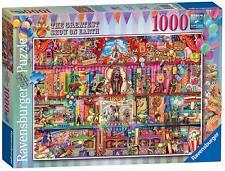 Ravensburger Puzzle 1000 teile Mirror Image Im Urlaub Seitenverkehrt