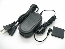 AC Adapter For Canon Powershot SD960 IS SD1000 SD1100 IS Digital ELPH SD1400 IS