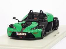 KTM X-Bow R 2007 Green/Black 1:43 Spark S5665