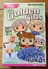 The Golden Girls FUNKO'S Cereal Limited Edition