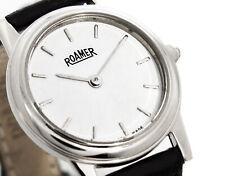 """ROAMER Herren Uhr """"Classic Power"""", Swiss made, Edelstahl, ref.505953"""
