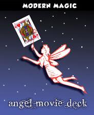 Angel Movie Deck Animation Cartoon Mental Prediction Fairy Cards Magic Trick Gag