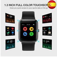 UMIDIGI Reloj Inteligente Smartwatch Impermeable IP68 para  (Uwatch3, Negro)