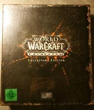 World Of WarCraft: Cataclysm - Collector's Edition (PC, 2010, Eurobox)