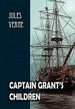 Captain Grant's Children by Jules Verne (English) Paperback Book Free Shipping!