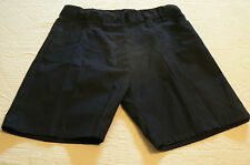 NEW Cambridge Classics Navy Blue shorts sz.14 girls NWT uniform flat front