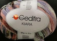 (139 €/kg):800 g KIARA von Gedifra, Bändchengarn Farbverlauf, lilabunt 5168#1637