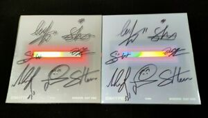 ENHYPEN Autographed Signed CARNIVAL BORDER : DAY ONE ALBUM CD GIFTS K-POP