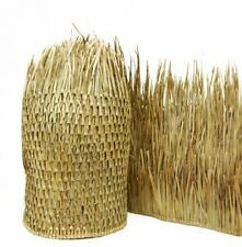 Thatch Runner Roll Bamboo Mexican Palm Home Party Yard Fence Tiki Decoration