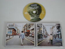 Oasis/(what the story) Morning Glory? (CREATION CRE CD 189) CD album