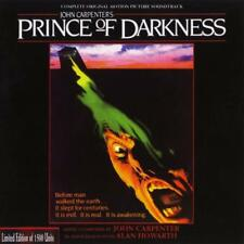 Prince of darkness cd sealed oop john carpenter 2 cd set