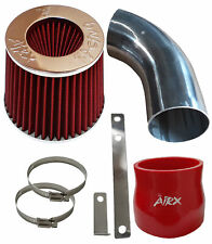 "3.5/"" Cold Air Intake Filter Universal RED For Reach//Rodeo//Trooper//VehiCROSS"