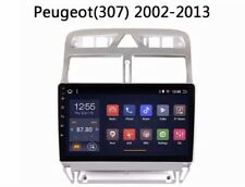 Peugeot 307 Multimedia 2002-2013  Android 9 Navi Radio Touch Screen GPS WiFi