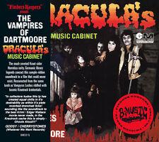 The Vampires of Dart - Dracula's Music Cabinet [New CD] Bonus Tracks, O-Card