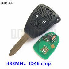 Car Remote Control Alarm Key Fob for Chrysler Keyless Entry CE0888 433MHz