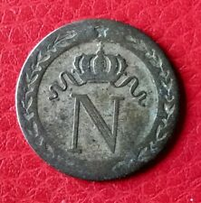 France - Napoléon Ier - Très Jolie monnaie de 10 Centimes 1810 H