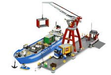 Lego City Town Set 7994 LEGO City Harbor 2007 Complete Bricks Blocks