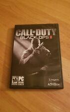 Call of Duty: Black Ops II (PC: Windows, 2012)