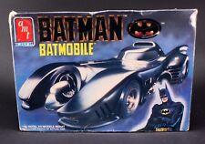 NEW NIB 1989 AMT ERTL 6877 BATMOBILE BATMAN 1/25 SCALE MODEL TOY CAR KIT