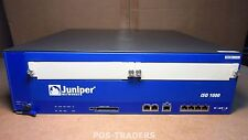 Juniper NS-ISG-1000B ISG-1000 Integrated Security Gateway Baseline Chassis 4PORT